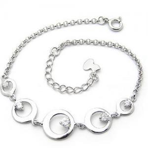 Fashion Sterling Silver Bracelet Manufactures