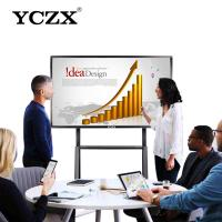 Multifunction Smart Tech Interactive Whiteboards For Business / Education Manufactures
