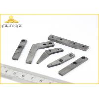 Sintered Cemented Carbide Tipped Flat Planer Blade For Cutting Tools Manufactures