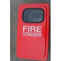 CO2 Fire Extinguisher Cabinets , 690 X 390 X 260 mm Fire Hose Valve Cabinet Manufactures