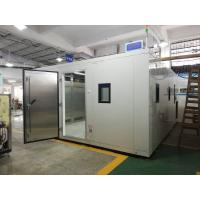 Walk In Environmental Chamber Cold Room Laboratory Walk In Chamber For Industrial Autoclave Manufactures
