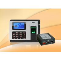 USB Host stand alone proximity access control system Built In Battery With Workcode Manufactures