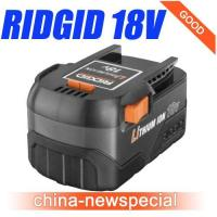 Ridgid 18V High Capacity 18Volt Lithium-ion Battery R84008 Manufactures