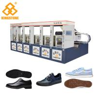China Automatic Rubber Sole Injection Molding Machine For Winter Boots Men Sports Shoes on sale
