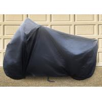 Rain Proof Motorcycle Portable Garage , Motorcycle Weather Cover 3 Pounds Manufactures