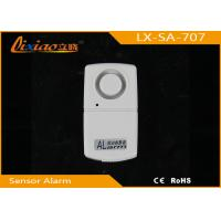 120dB Wireless Security Alarm System Power Off Alarms For Home / Shops Manufactures