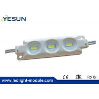China 3 SMD 5730 Led Module For Led Light Display Sign Board Waterproof IP65 120 Degree Angle on sale