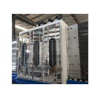 24KW Automated Glass Washer And Dryer Max Process Glass Height 2500*3000mm Manufactures