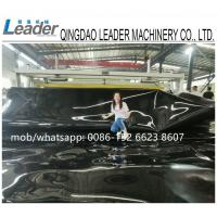 China 7000MM WIDTH HDPE LLDPE GEOMEMBRANE SHEETS PRODUCTION LINE on sale