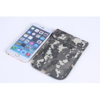 Cell phone radiation protection signal shielding bag for iphone6 Manufactures