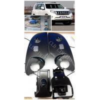 360 Degree Around Bird view Car Backup Camera Systems With Car Vehicle Travelling for Toyota Prado Manufactures