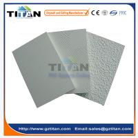 China Color Glass Fiber Reinforced Gypsum Ceiling on sale