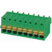 Waterproof  8 way Spring Terminal Block, pluggable terminal block, common terminal block Manufactures