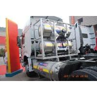 Sinotruk HOWO 6x4 CNG Tractor Truck (345HP) Manufactures