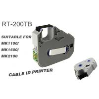 Buy cheap Black Compatible Printer Ribbon Cartridges For MK1100 / MK1500 / MK2100 / MK from wholesalers