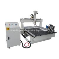 High Z -axis 4 Axis CNC Wood Engraving Cutting Machine with DSP Offline Control Manufactures