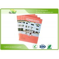 Film Lamination Cover A4 Exercise Books for Schools / Education Institutions