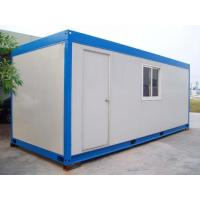 Original Portable Container House Galvanized Steel 6000mm * 2438mm * 2640mm Manufactures
