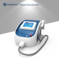 China Germany soprano 808nm diodo laser hair removal machine painless permanent fast depilation on sale