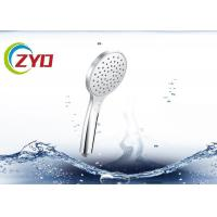 China Water Efficient Hand Shower Head For Home / Hotel Long Service Life on sale