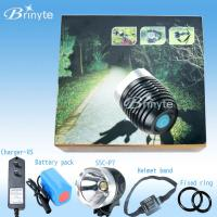 High quality led bicycle light#BL01 SSC P7 Over 900 lumens Manufactures