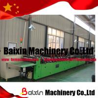 Heavy Duty Pouch Making Machine Three Side Seal Central Seal Manufactures