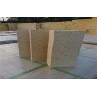 Construction Chamotte Alumina Refractory Bricks With Low Thermal Conductivity Manufactures