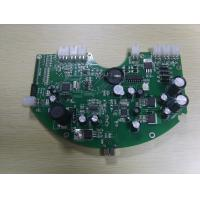 Custom Irregular Low Volume Pcb Manufacture FR4 2 layer connectors and USB Manufactures