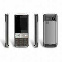 China GSM Dual Camera Phone with 128MB to 32MB Memory Capacities, Measures 107 x 46 x 14mm on sale