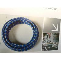 Diamond Wire Saws for Reinforced Concrete Manufactures