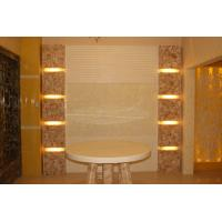 Eco Onyx Stone Wall , Polished Artificial Jade Table For Kitchen Manufactures