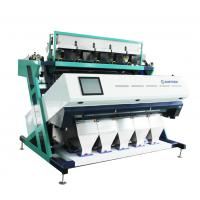 China High Accuracy Grain Color Sorter Five Channel For Oat Wheat Corn Material on sale