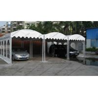 Transparent Sidewalls Custom Event Tents 3 x 6m / 6 x 6m For Car Parking Manufactures