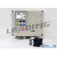 White Color Dual Pump Control Panel Pressure Control For Centrifugal Water Pump Manufactures