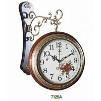 Wooden Wall Clock for Home Decoration Quartz Wall Clock Manufactures