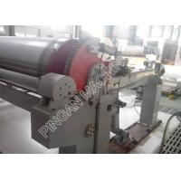 China Big Jumbo Rolls Tissue Paper Production Line High Output Heat Treatment Axle on sale