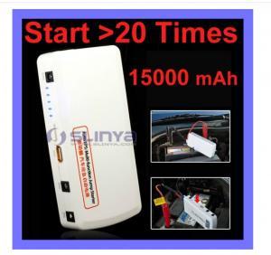 mini multi-funcation power bank car jump starter Manufactures