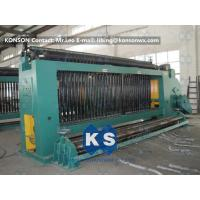 Automatic Gabion Box Hexagonal Wire Netting Machine High Speed 3.5 Meter Per Minute Manufactures