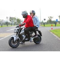 Buy cheap 2000w Electric Scooter Motorcycle With 72v 20 - 60ah Lead Acid / Lithuim from wholesalers