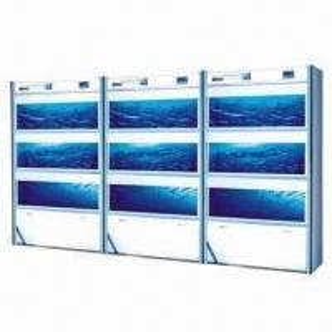 Fish Shop Rack, Measures 1330x460x2450mm Manufactures