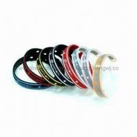 Quality Silicone Sport Health Bracelet for sale