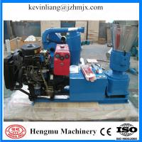 Easy operation flat die pellet machine biomass with CE approved Manufactures