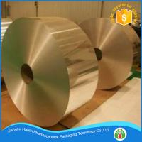 gold aluminum foil roll PTP aluminum foil for medical packing in China Manufactures