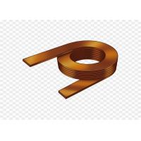 Buy cheap Stamping Copper Coil Bobin In Circle Or Square Shape Tolerance ± 0.05mm from wholesalers