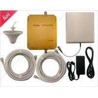 WCDMA980 2100Mhz 3G mobile phones signal repeaters with yagi  3G 1800mhz cell phones signal boosters