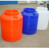 1000L Rotomoulded PE Vertical Plastic Water Storage Tank For Aquarium fishing Farm Manufactures