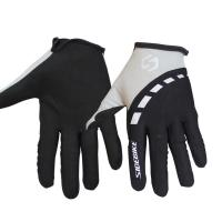China Breathable Full Finger Biking Gloves Quakeproof High Elastic Anti Vibration on sale