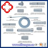 Basic surgical instruments endoscopic conducting fiber cable for endoscopes/medical fiber optic cable Manufactures