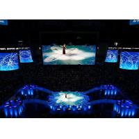 Quality P2.5 Full Color Indoor Rental LED Display For Auditorium High Refresh Rate for sale