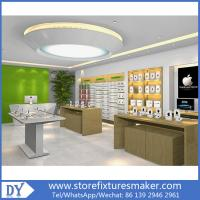 mobile phone shop fitting/mobile phone shop decoration/mobile phone shop design Manufactures